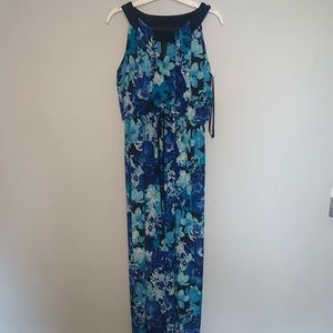 Women's Sleeveless Maxi Dress - Size 8